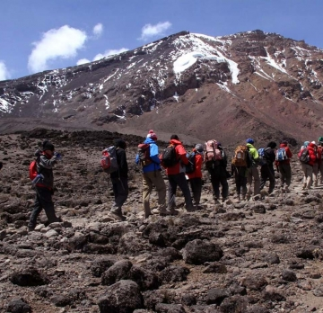 7 Days Hiking Mountain Kilimanjaro - Rongai Route