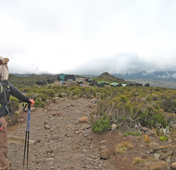 7 Days Hiking Mountain Kilimanjaro National Park- Marangu Route