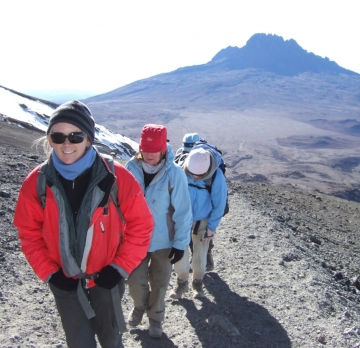 8 days Climbing Mountain Kilimanjaro National Park- Rongai Route